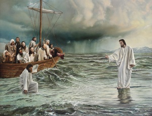 jesus-walking-on-water-benjamin-mcpherson[1]